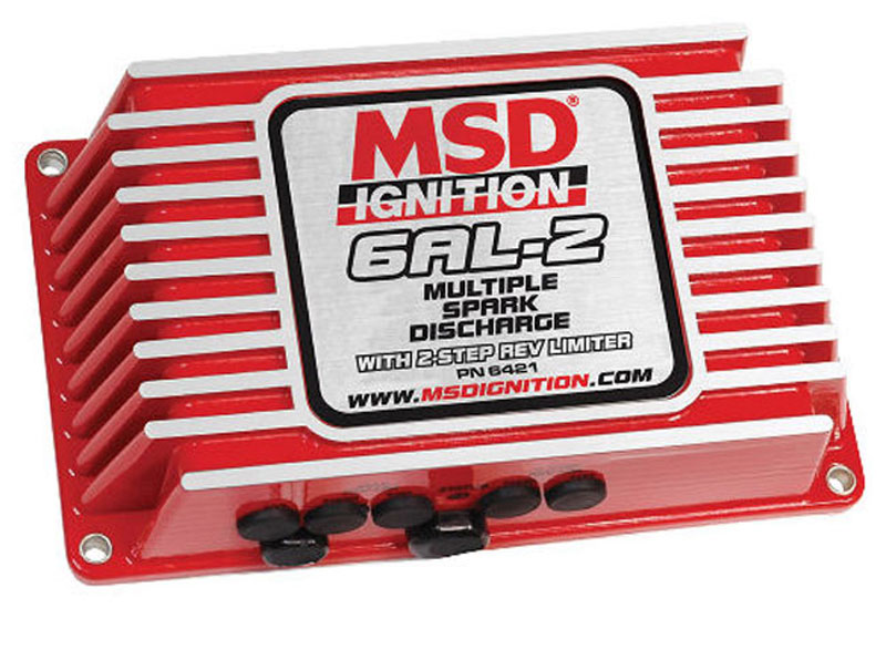 MSD Performance Ignition - The Fire To Drive.